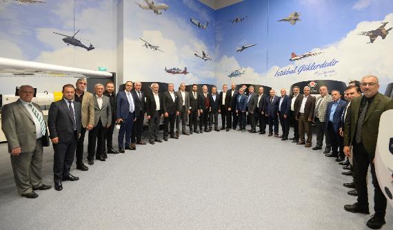 20. Ortak Akıl Toplantısı GUHEM'de Gerçekleştirildi