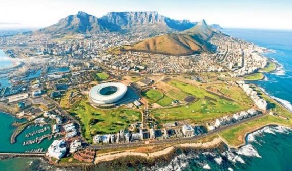 Hedef Pazar Güney Afrika