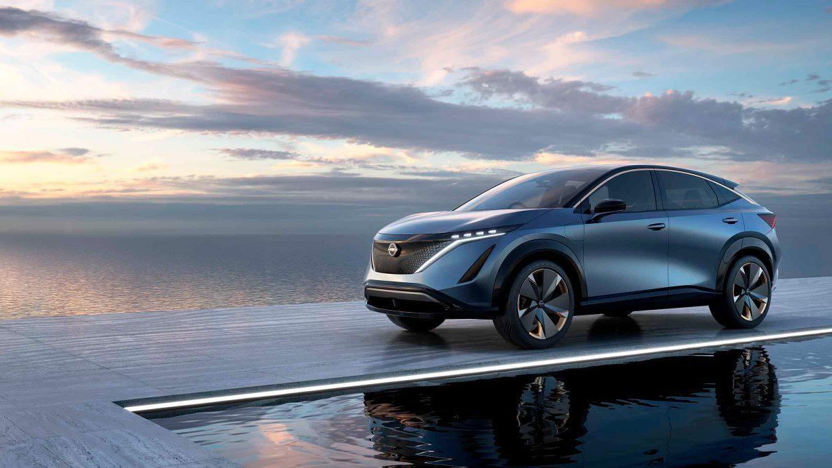 Nissan, Ariya modelini CES'te tanıttı